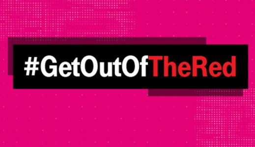 More Android and iPhone devices added to T-Mobile's GetOutoftheRed promo