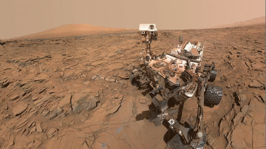 Seasonal changes in Mars's air are probably not signs of life. Probably