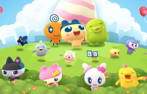 My Tamagotchi Forever mobile game might be 20 years too late