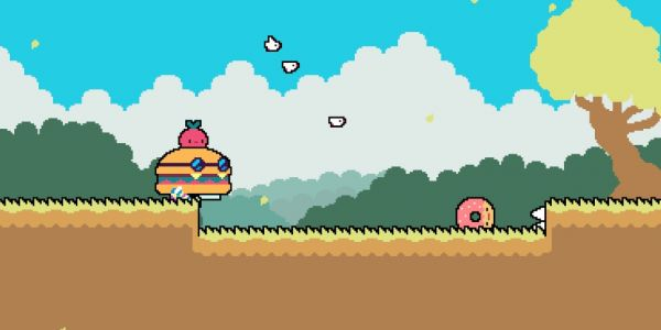 Dadish 2, the sequel to the quirky platformer, is available now for iOS and Android
