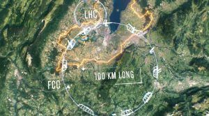 CERN Reveals Plans for Particle Collider Four Times Larger Than LHC