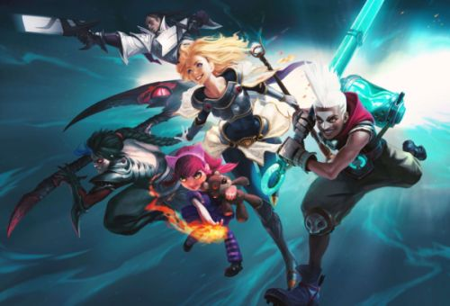 Riot Games Will Use Unity For Two League Of Legends Mobile Titles