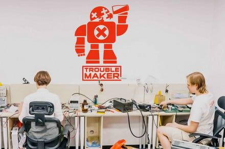 Inside the creative maker spaces proving China can do more than manufacture