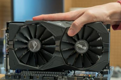 Cryptocurrency mining is making some graphics cards stupidly expensive
