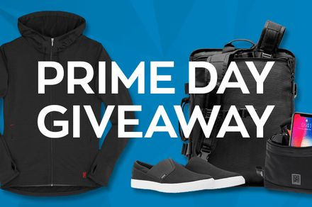 We're giving away $2,500 worth of great products for Amazon Prime Day 2018