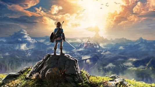 Fans de Zelda ? Le livre The Legend of Zelda:  Breath of the Wild arrive
