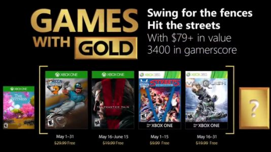 Every Xbox One and Xbox 360 game you can download for free in May