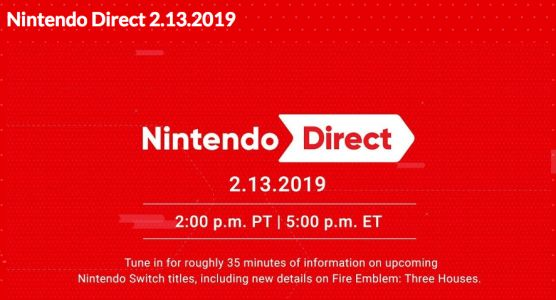 New Switch Nintendo Direct Confirmed, Will Have Fire Emblem: Three Houses Details