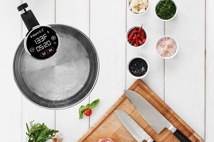 Instant Pot has another winner with its Accu Slim sous vide