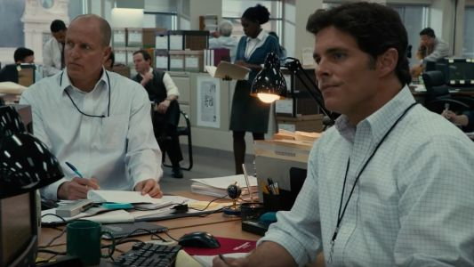 Woody Harrelson and James Marsden Investigate The Iraq War in Trailer For SHOCK AND AWE