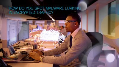 Cisco claims it can find malware in encrypted data