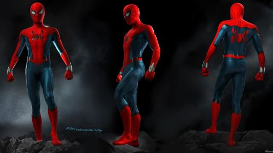 New Details on Disney's Interactive Spider-Man Attraction and Spider-Man's Suit Revealed