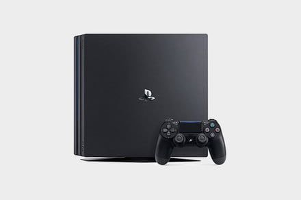 How to factory reset a PS4