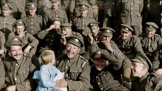 Peter Jackson's Colorized WWI Documentary THE SHALL NOT GROW OLD Gets a U.S. Theatrical Release Date