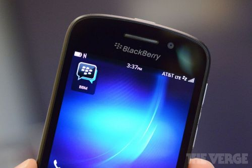 BlackBerry Messenger dies today, but it'll never truly be gone