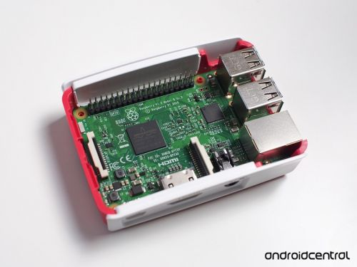 Everything you need to get started with Raspberry Pi