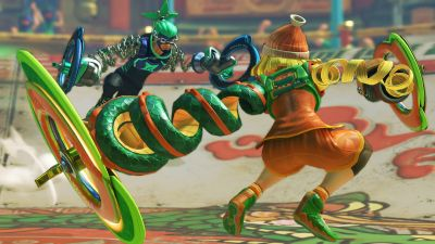Nintendo's 'Arms' has all the depth the 'Wii Sports' games lacked