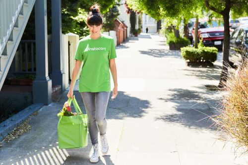 Instacart taps Postmates to help with deliveries in SF during peak demand