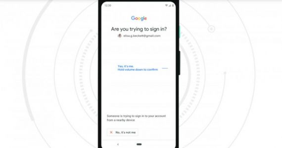 PSA: Your Android phone is now a security key for signing in to Google on iOS