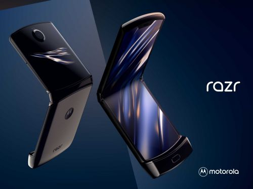 Motorola Razr with Foldable 6.2-inch OLED 21:9 CinemaVision display is official