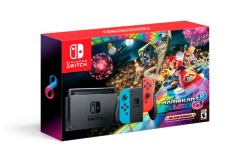 Best Nintendo Switch Black Friday 2018 Deals: Games, Consoles, And Accessories