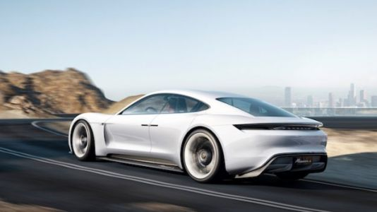 All-Electric Porsche Mission E Set for 2019 Launch