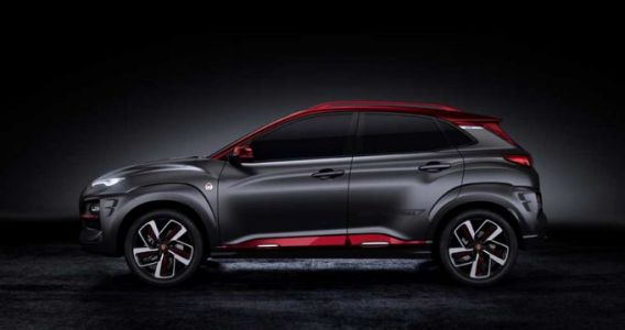 Hyundai Kona Iron Man Edition will be produced