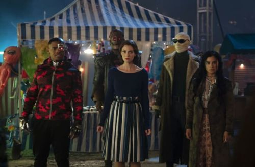 HBO Max Gives DOOM PATROL a Season 4 Order and Releases a Mid-Season 3 Trailer