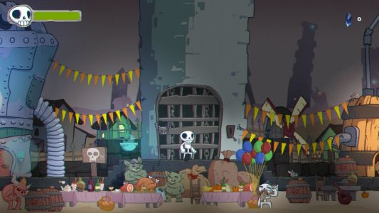Review: SKELATTACK Has Some Good Flavor, But Bad Bones