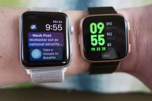5 fantastic Fitbit features I hope to see in the Apple Watch Series 4