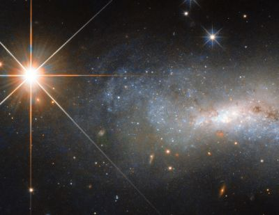 Hubble just delivered one of the most gorgeous space photos ever