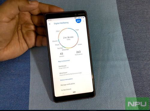 Nokia 7 Plus Android 9 Pie Part 2: Digital Wellbeing, other new features, performance & Batter life