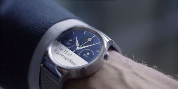 Huawei's new Smartwatch exposed, named Watch X