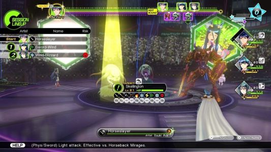 Tokyo Mirage Sessions For Switch Is A Fun Time, But It's Lacking Purpose