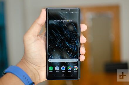The Samsung Galaxy Note 9 gets a 35% price cut for Prime Day