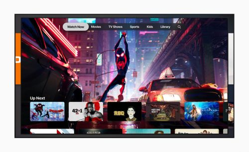 Apple TV+ Video Streaming Service Announced To Rival Netflix