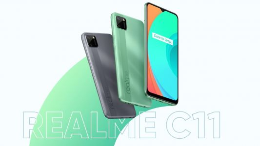 Realme C11 (2021) launched in Russia and Philippines