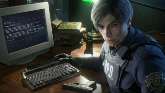 Resident Evil 2 Gets An Absurdly-Priced Typewriter Edition In Japan