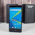 BlackBerry Motion quickly joins KEYone on Android Oreo bandwagon