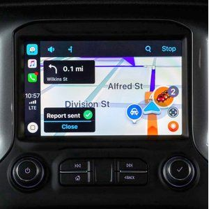 Popular navigation app Waze now works with Apple CarPlay-enabled vehicles