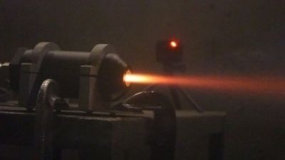 MIT fires a rocket motor made using 3D-printed plastic