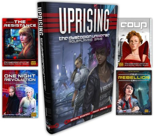 'The Resistance' Board Game Becomes a Tabletop RPG In 'Uprising'