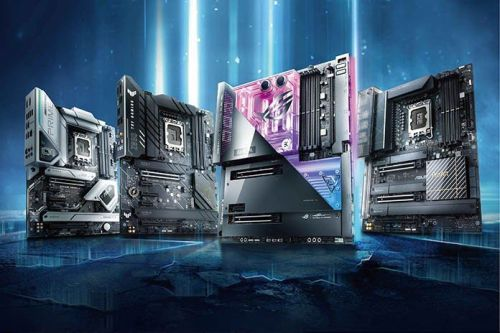 ASUS announces Z690 motherboards that support 12th Gen Intel CPUs