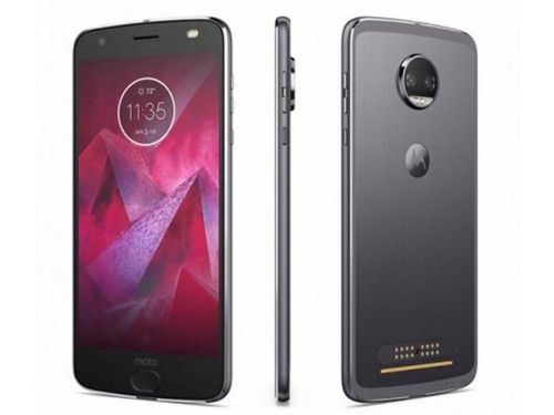 Moto Z2 Force with a $20 extra Coolicool discount coupon