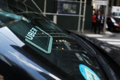 Lost something in an Uber? It'll now cost you $15 to get it back