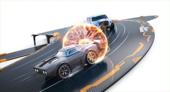 Anki Overdrive: Fast & Furious Edition Now Available