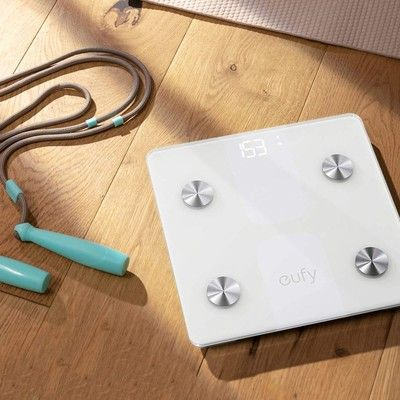 Measure results with the Eufy C1 Bluetooth Smart Scale at a discount