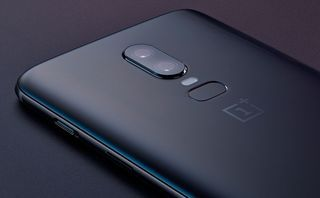 OnePlus 6 official with glass design, notch and souped-up innards
