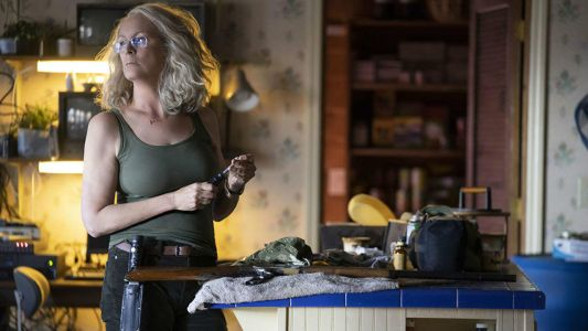 Halloween: Jamie Lee Curtis Has A Second Role In The New Movie And It's Hilarious