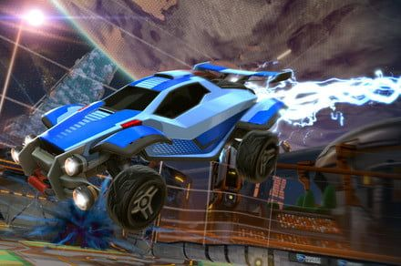 'Rocket League' is the latest game to get full cross-platform play